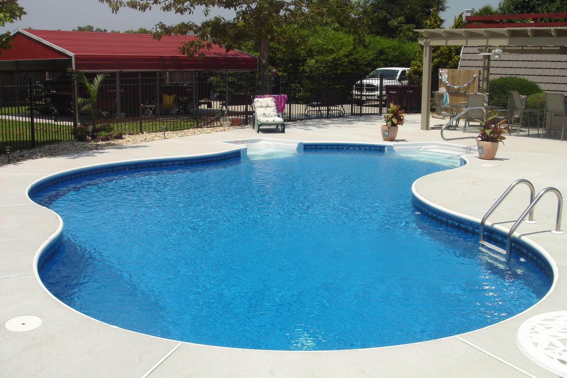 Blue Water Pools 1 Custom Pool Builder In Virginia Beach
